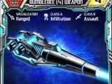 Bumblebee (4) Weapon