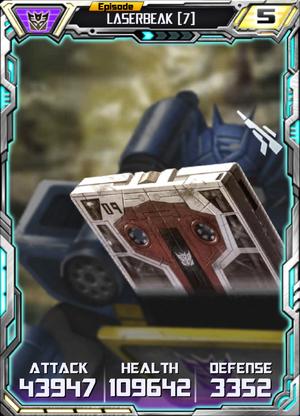 Laserbeak 7 E1