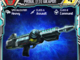 Prowl (13) Weapon