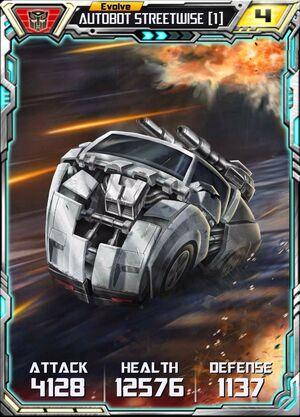Autobot Streetwise 1 E2