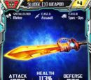 Sludge (3) Weapon
