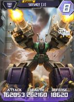 Sixshot 3 Robot