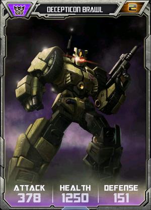 (Decepticons) Decepticon Brawl - Robot (2)