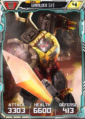 Grimlock (2) - Robot