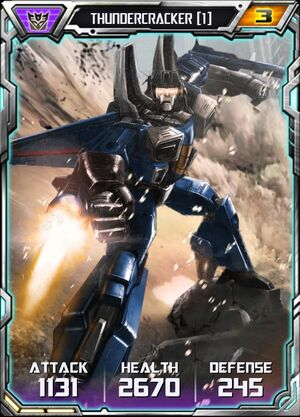 Thundercracker (1) - Robot