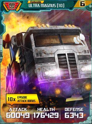 Ultra Magnus 10 Alt