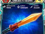 Grimlock (5) Weapon