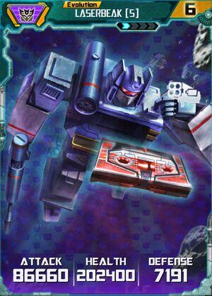 Laserbeak 5 E1