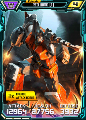 RedWing1RobotForm