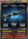 Event Autobot Hound's Weapon