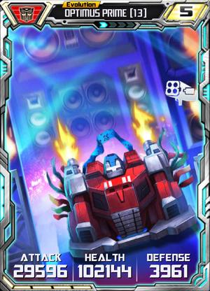 Optimus Prime 13 E1