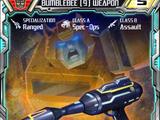 Bumblebee (9) Weapon