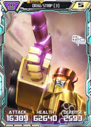 Drag Strip 3 Robot