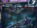 Menasor (1) Weapon