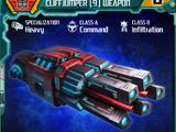 Cliffjumper (9) Weapon