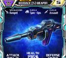 Kickback (5) Weapon