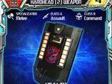Hardhead (2) Weapon