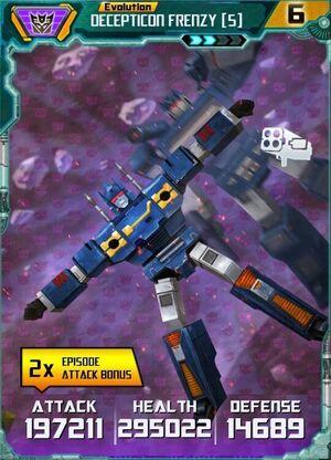 Decepticon Frenzy 5 E2