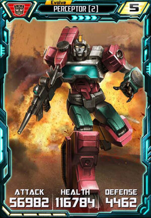 Perceptor2Evolution4