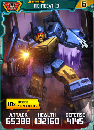 Nightbeat 3 Robot