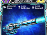Dropshot (1) Weapon