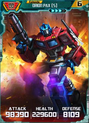 Orion Pax 5 E3