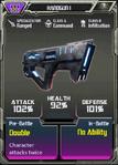 Handgun I