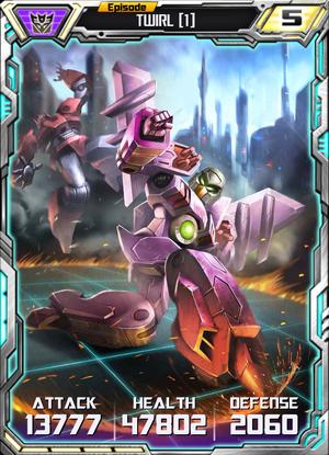 Twirl1Robot