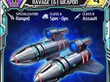Ravage (6) Weapon