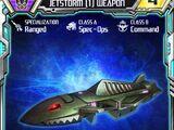 Jetstorm (1) Weapon