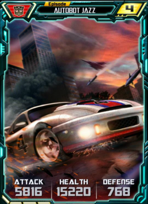 Autobot Jazz 3 Alt