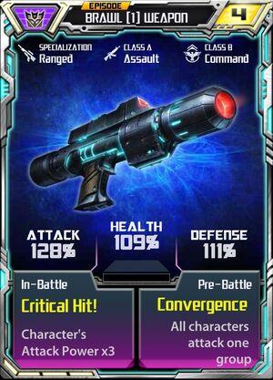 Brawl 1 Weapon