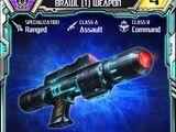 Brawl (1) Weapon