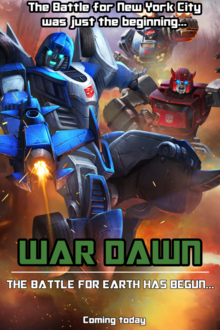 War Dawn event