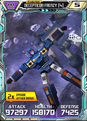Decepticon Frenzy 4 E2