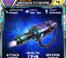 Shockwave (4) Weapon