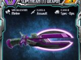 Slipstream (1) Weapon