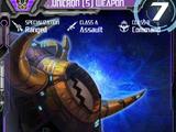 Unicron (5) Weapon