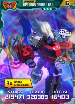 Optimus Prime 12 E3