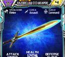 Razorclaw (1) Weapon