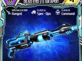 Dead End (1) Weapon
