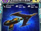 Blackarachnia (1) Weapon