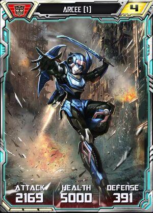 Arcee 1 Robot