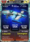 Mirage (3) Weapon