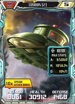 Cosmos 2 Alt