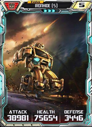 Ironhide (5) Evo 3