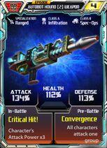 Autobot Hound 2 Weapon