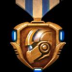 Gacha bronze TF