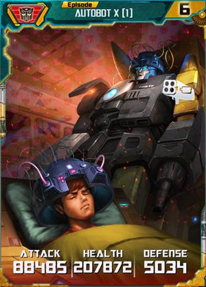 Autobot X 1 Alt
