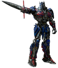 TF4 Optimus Prime